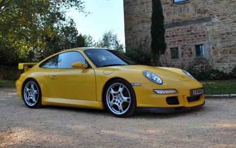 Porsche 997 Carrera S 3.8 Vous habitez loin de Lyon ? Nous venons vous chercher à la gare ou à l'aéroport.