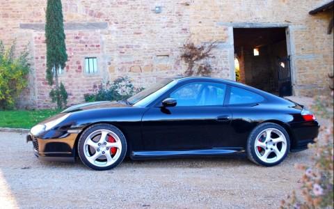 Porsche 996 Carrera 4S 3.6 320 cv