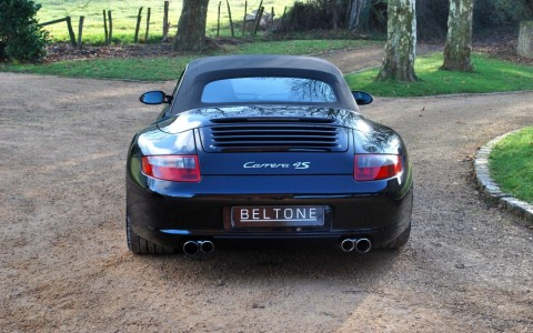beltone automobiles porsche 997 carrera 4s cabriolet occasion. Black Bedroom Furniture Sets. Home Design Ideas