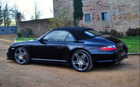 beltone automobiles porsche 997 carrera 4s cabriolet. Black Bedroom Furniture Sets. Home Design Ideas