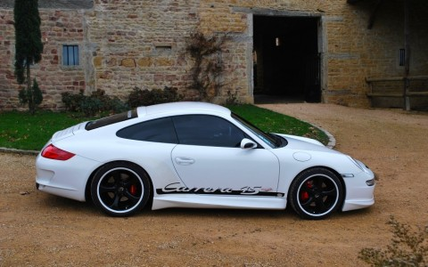 Porsche 997 Carrera 4S Tech-Art