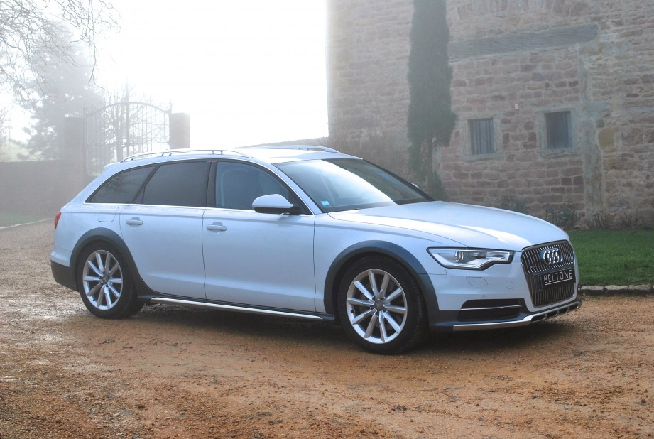 beltone automobiles audi a6 allroad bitdi 313cv avus quattro occasion. Black Bedroom Furniture Sets. Home Design Ideas