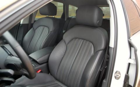 Audi A6 Allroad BiTDI 313cv Avus Quattro  PS1 - Sièges AV sport