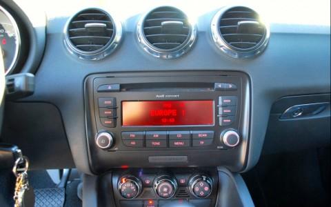 Audi TT Coupé 2.0 TFSI 200cv Stronic Autoradio concert