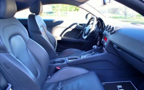 Audi TT Coupé 2.0 TFSI 200cv Stronic