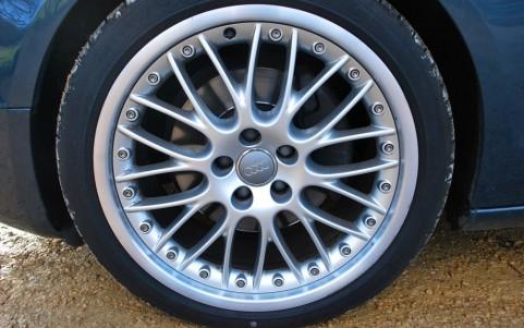 Audi A5 3.0 TDI 240cv Ambition Luxe Quattro  Jantes Audi Exclusive en aluminium coulé style 20 rayons