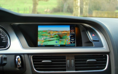 Audi A5 3.0 TDI 240cv Ambition Luxe Quattro GPS Advanced Europe