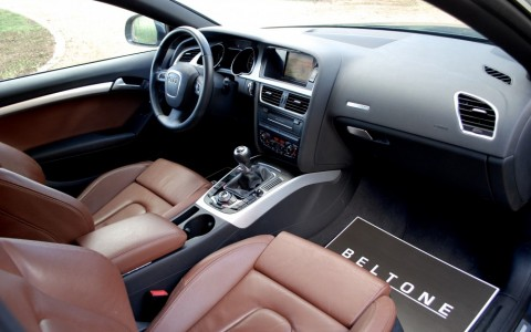 Audi A5 3.0 TDI 240cv Ambition Luxe Quattro