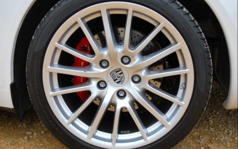 Porsche 997 Carrera S 3.8 355cv 407 : Jantes aluminium 19 Sportdesign
