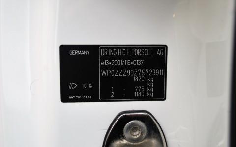Porsche 997 Carrera S 3.8 355cv WP0ZZZ99Z7S723911