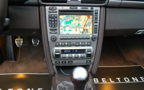 Porsche 997 Carrera S 3.8 355cv 670 : Module de navigation pour PCM II - GPS Europe et lecteur DVD