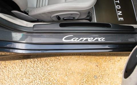 Porsche 996 Carrera 4S X51 3.6 345 cv X69 – Baguette de seuil de porte Carbone