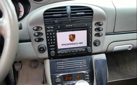 Porsche 996 Carrera 4S X51 3.6 345 cv P16 – PCM II navigation