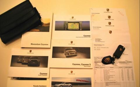 Porsche Cayenne S 4.8 V8 Tiptronic S Véhicule suivi par Porsche et spécialistes.