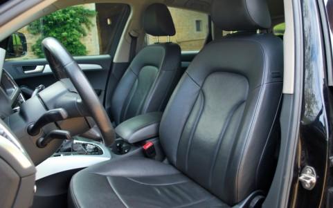 Audi Q5 2.0 TDI 170cv Quattro Sellerie cuir MILANO