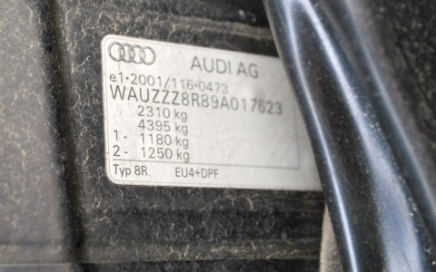 Audi Q5 2.0 TDI 170cv Quattro WAUZZZ8R89A017623