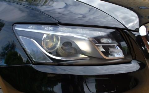 Audi Q5 2.0 TDI 170cv Quattro Phares Xénon Plus avec feux de jour à diodes LED.