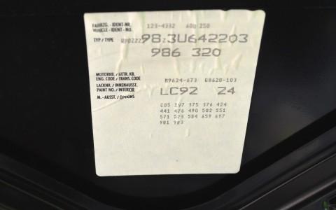 Porsche Boxster S 986 3.2 260 cv