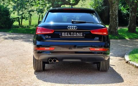 Audi Q3 S-Line Quattro TDI 184cv S-tronic