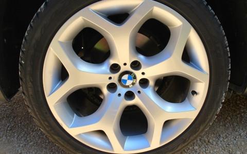 BMW X6 (E71) 40D 306cv xDrive Jantes Aluminium 20