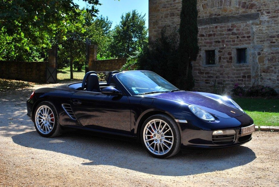 beltone automobiles porsche boxster 987 3 4 s 295cv occasion. Black Bedroom Furniture Sets. Home Design Ideas