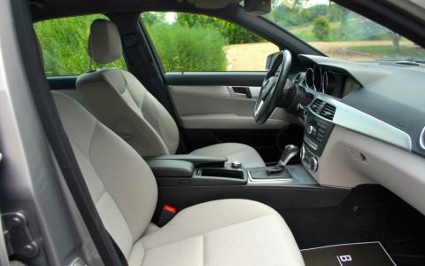 Mercedes C250 Avantgarde 7G-Tronic