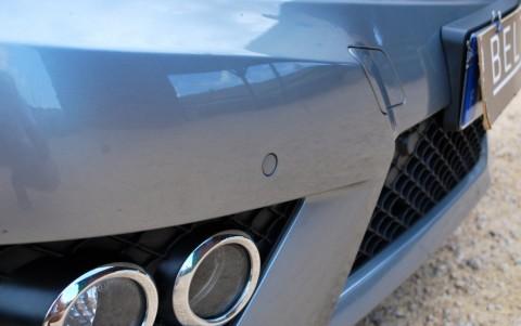 Mercedes C250 Avantgarde 7G-Tronic Parktronic Système d'aide au stationnement