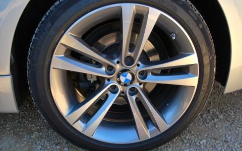 Bmw 420d Coupé xDrive Sport 0258 - Pneumatiques RSC permettant le roulage à plat