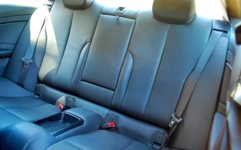 Bmw 420d Coupé xDrive Sport 0465 - Banquette 2/3 1/3 avec sac à skis