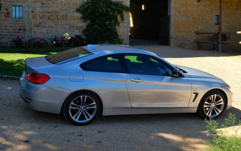 Bmw 420d Coupé xDrive Sport