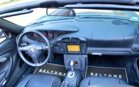 Porsche 996 Carrera Cabriolet 3.6 320 cv PCM II Navigation couleur