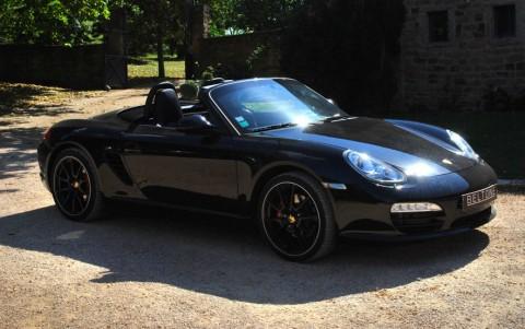 Porsche Boxster 987 S Black Edition
