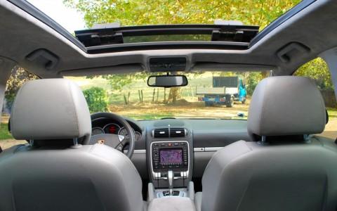 Porsche Cayenne GTS 4.8 V8 405cv 3FU - Toit Ouvrant Panoramique en verre électrique