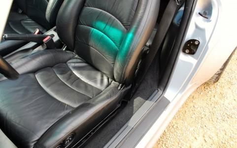 Porsche 993 Carrera 4S 285cv 982 - Sièges cuir souple