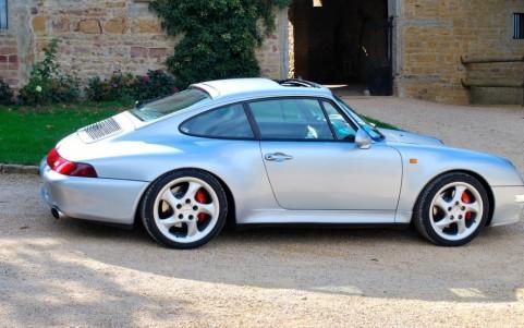 Porsche 993 Carrera 4S 285cv