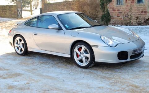 Porsche 996 Carrera 4S 3.6 320 cv Vous habitez loin de Lyon ? Nous venons vous chercher à la gare ou à l'aéroport