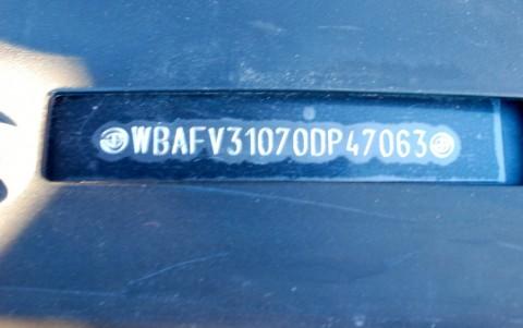 Bmw 530d (F10) Limousine Luxe xDrive 258cv