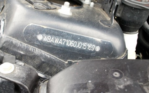 Bmw 320i coupé (E92) Luxe 170cv WBAWA71060J015169