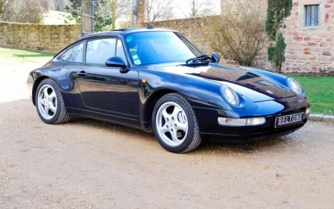 Porsche 993 Carrera 4 285cv Vous habitez loin de Lyon ? Nous venons vous chercher à la gare ou à l'aéroport.