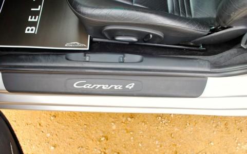 Porsche 996 Carrera 4 3.6 320 cv