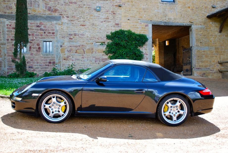beltone automobiles porsche 997 carrera s cabriolet 3 8. Black Bedroom Furniture Sets. Home Design Ideas