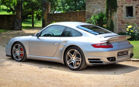Porsche 997 Turbo 3.6 480cv