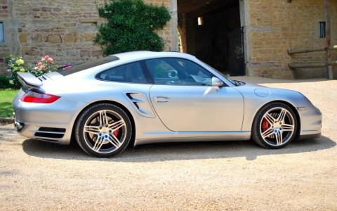 Porsche 997 Turbo 3.6 480cv