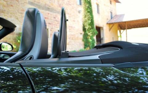 Porsche 997 4S cabriolet 3.8 385cv Saute-vent