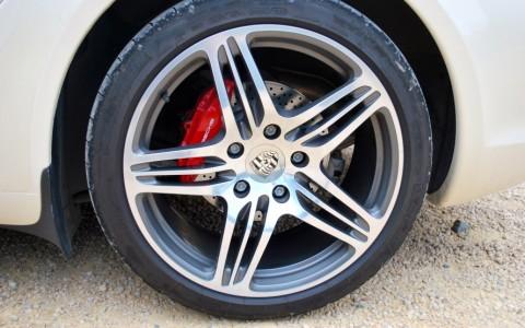 Porsche Cayman S 3.4 320cv PDK 404 : Jantes turbo I 19 pouces
