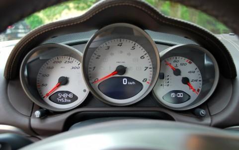 Porsche Cayman S 3.4 320cv PDK