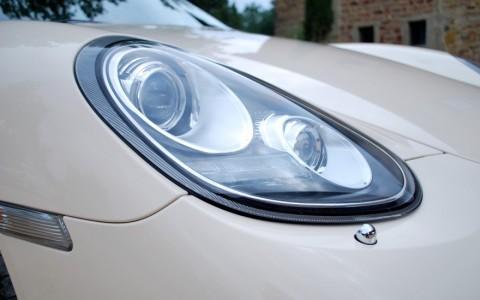 Porsche Cayman S 3.4 320cv PDK P75 : Porsche Bi-xénon directionnels