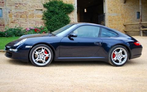 Porsche 997 Carrera S 3.8 355cv