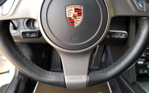 Porsche Boxster S 3.4 310cv PDK 454 : Régulateur de vitesse.
