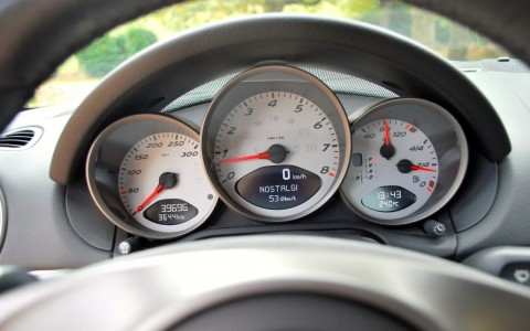 Porsche Boxster S 3.4 310cv PDK Le kilométrage du véhicule est certifié.